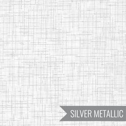 Quilter's Linen Metallic in Silver