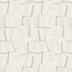 Page Turner in White