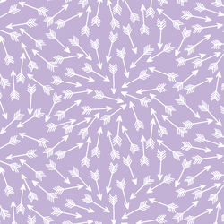 Arrows in Lilac