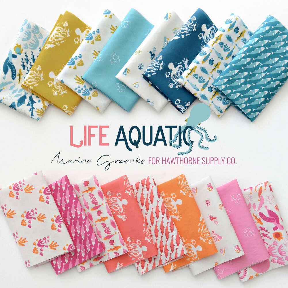 Life Aquatic Poster Image
