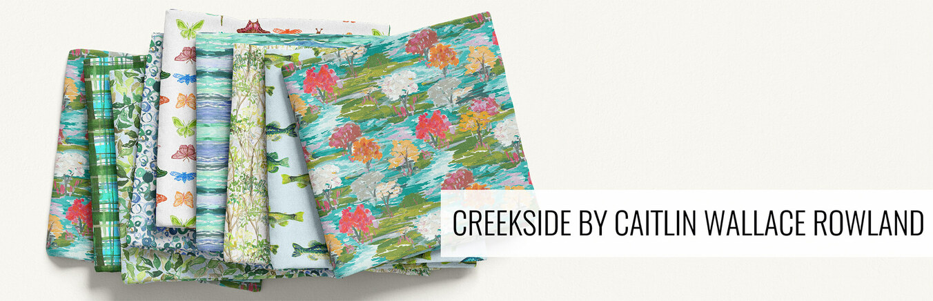 Creekside by Caitlin Wallace Rowland