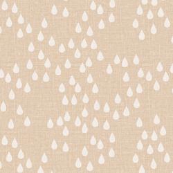 Rain Drops in Almond Cream